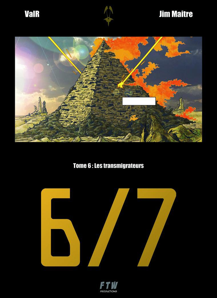 "Album 6/7 "" Les transmigrateurs"""