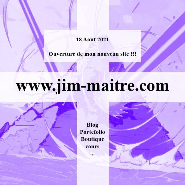 Ouverture du nouveau site !